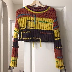 Almost new zara sweater